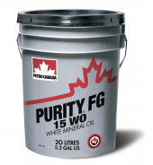 PURITY FG WO WHITE OIL 15
