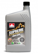 PC SUPREME SYNTHETIC 0W-20
