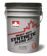 PC HEAVY DUTY SYNTHETIC BLEND ATF